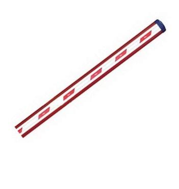 Стрела для шлагбаума прямоугольная Nice 6,3 метра