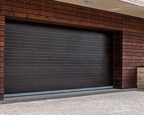 Монтаж ворот для гаража