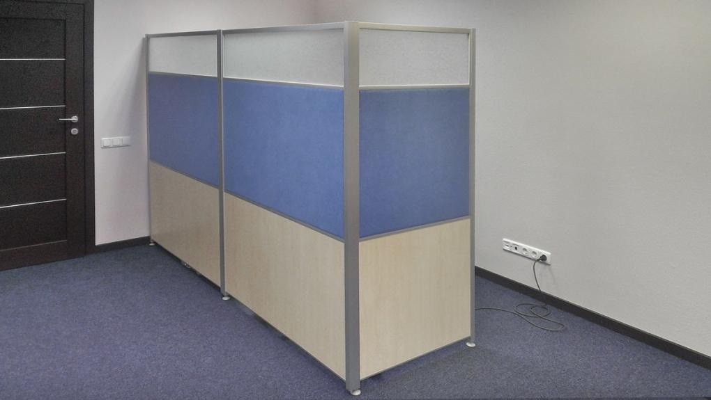 Шумоизоляционные перегородки для офисного холла