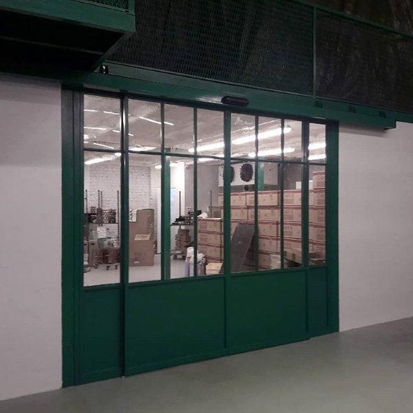 Автоматические раздвижные двери Dorma на складе