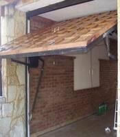 Подъёмные ворота с приводом FAAC в гараж