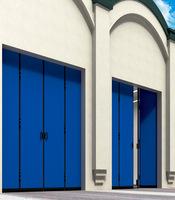 Промышленные складские ворота с приводом Doorhan