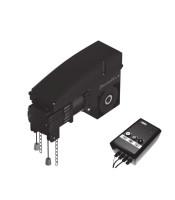 ПРИВОД для секционных ворот SHAFT-50 PRO