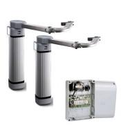 Комплект автоматики для распашных ворот FLEX 500/2