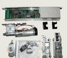 Комплект привода  для раздвижных дверей до 1,5 м FAAC-А1400